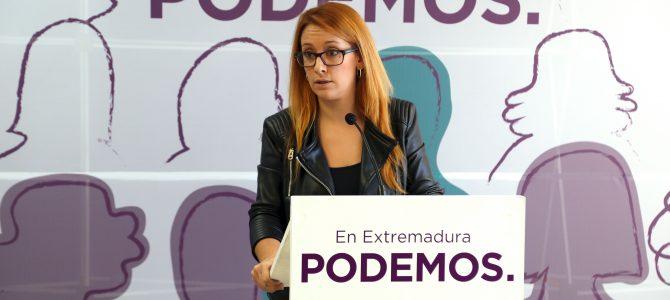 Podemos Extremadura pone de relieve la participación ciudadana en las negociaciones de los Presupuestos regionales