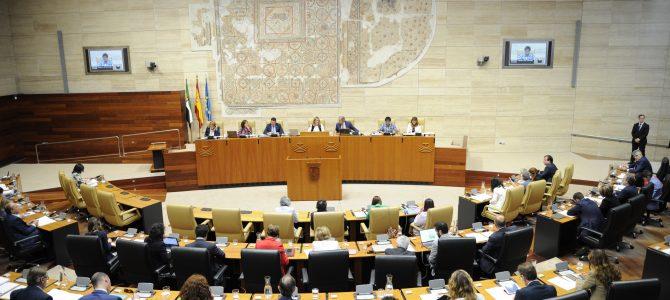 Podemos Extremadura saca adelante su propuesta para hacer frente a los daños ocasionados por las tormentas
